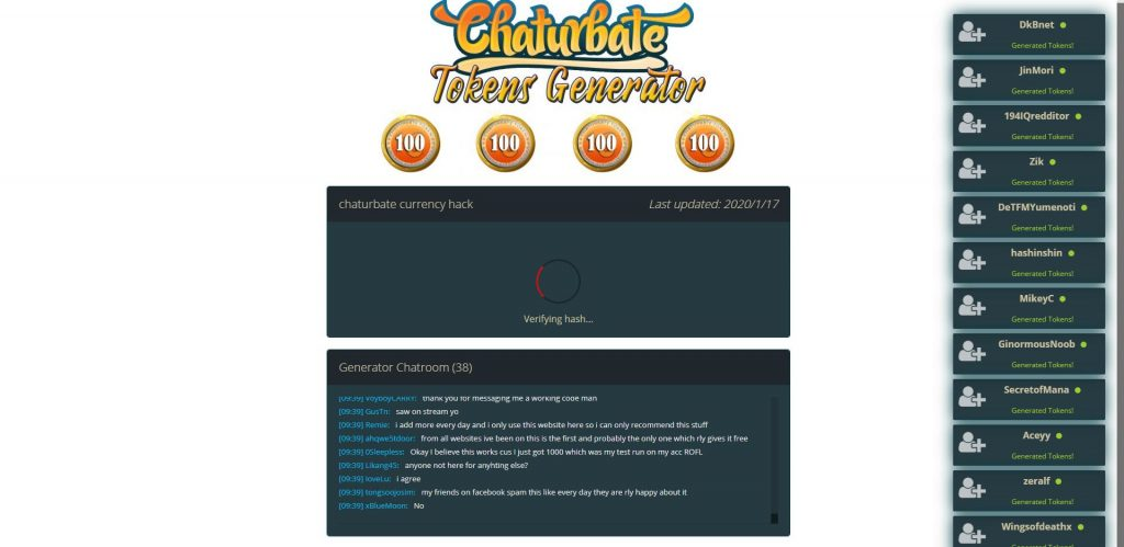chaturbate currency hack