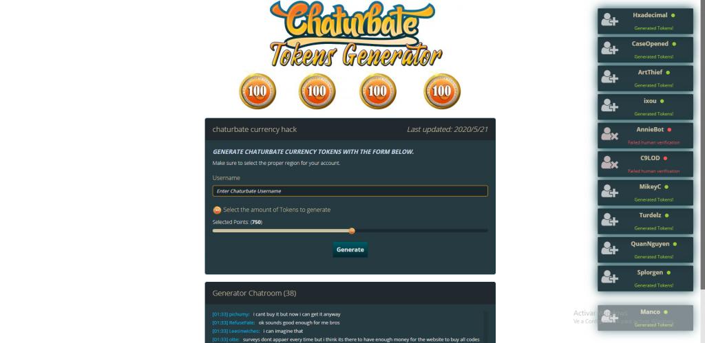 chaturbate-token-hack-online-generator-2020